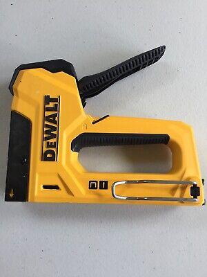 Dewalt 18-gauge Heavy-duty Staple Gun O