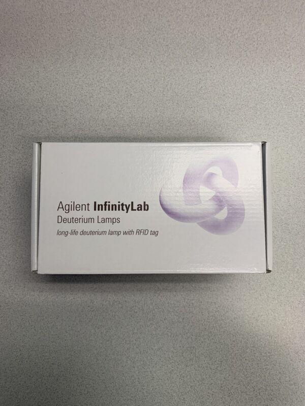 *New Sealed* Agilent Long Life HiS Deuterium Lamp, 8 pin, RFID 5190-0917