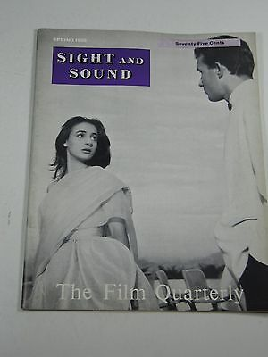 Sight And Sound Magazine  Ellie Lambetti  A Matter Of Dignity   Spring 1958