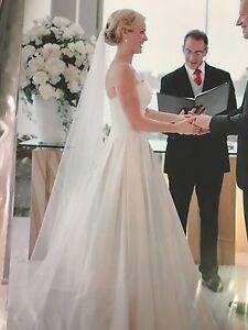 Winnie couture wedding gown Auchenflower Brisbane North West Preview