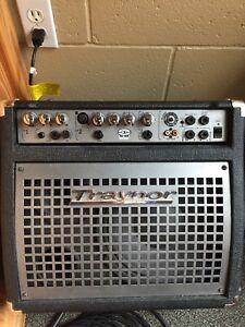 3 Channel keyboard amp