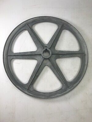 Congress Ca1200 V-grooved Pulley 12 Diameter Type A 1 Bore Ca 1200 Nos