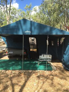 Camper trailer 4x4 Cannonvale Whitsundays Area Preview