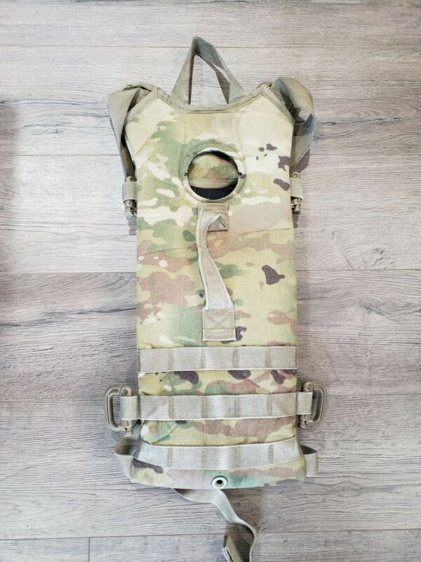 US Army Multicam OCP Camelback Hydration System Carrier Thermobak3L