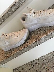 Nike Air Force 1 Flyknit Size 8