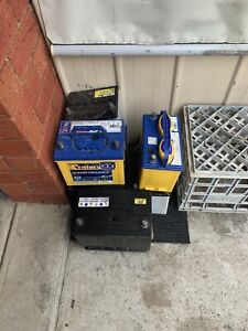 Battery and Scrap metal For Free