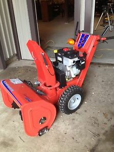 simplicity pro series snowblower