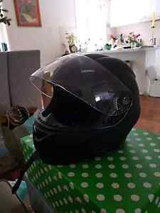 As New Motorcycle Helmet Size L Palmerston Gungahlin Area Preview