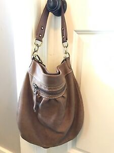 Roots Tribe Leather Bag