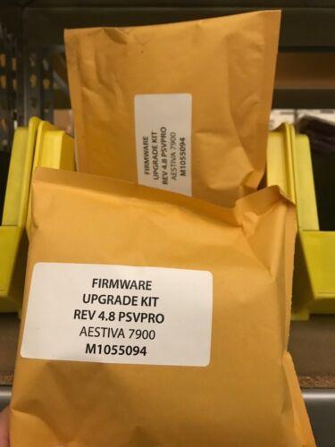 Aestiva 7900 firmware upgrade kit rev 4.8 PSVPRO SW - M1055094