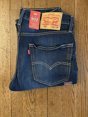 Levis 502 Mens 2 Way Strech 30X30