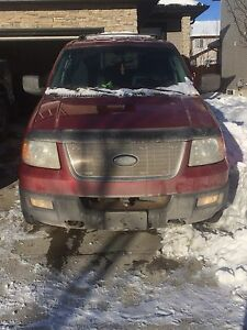 2003 8 seater Ford Expedition  $3499 obo