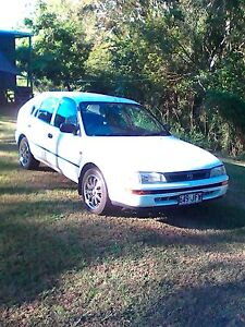 1999 Toyota Corolla Hatchback Mansfield Brisbane South East Preview