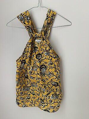 Isabel Marant Cotton Too Size 36/8 Uk