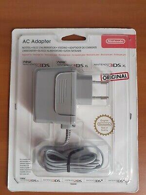Ac Adapter Nintendo 3DS 2DS originale