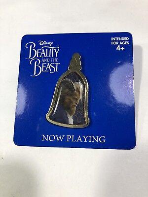 Beauty and the Beast Disney AMC promo Dolby Cinema Beast Pin