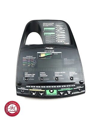 Life Fitness AK26-00642-0000 Overlay and Keypad with Bezel for TR 9100HR