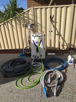 Carpet cleaner & Tile machine for sale