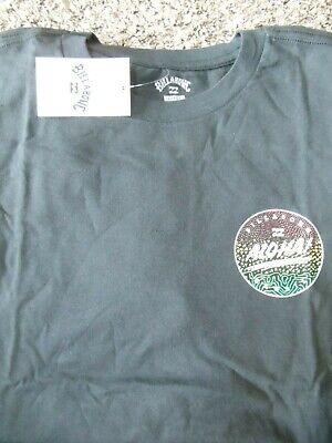 Billabong Mens Premium Aloha! Hawaii T-Shirt~Rastafarian Colors ~ NEW ~ Size XXL