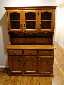 2 piece - tripple door buffet and hutch Mount Riverview Blue Mountains Preview