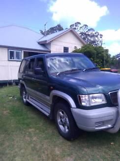 1998 Holden Jackeroo