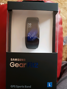 Samsung Gear Fit 2 brand new in box Adelaide CBD Adelaide City Preview