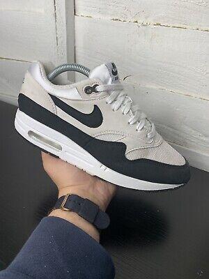"Nike Air Max 1 ""White/Black"" - UK6 EU40 [319986-109]"