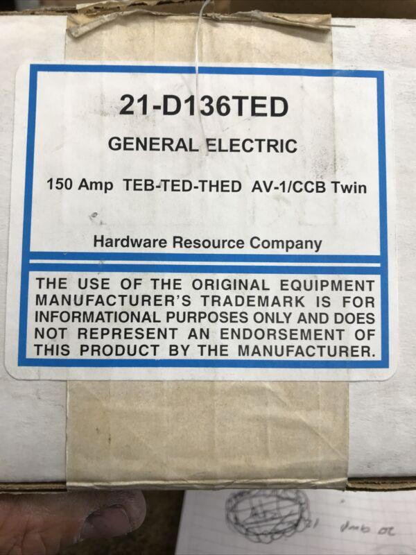 GE 21-D136TED   Circuit Breaker Hardware Buss kit