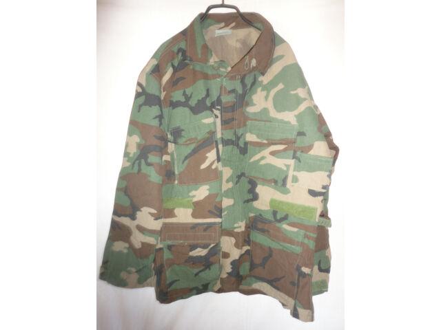 US Coat, Aircrew, Combat, Classe 1, woodl.