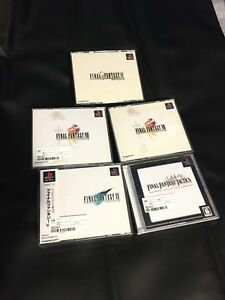 Japanese Final Fantasy Games