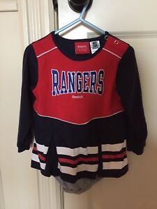 18 month ny rangers outfit
