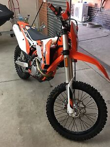2016 KTM 350-EXC-F Roxburgh Park Hume Area Preview