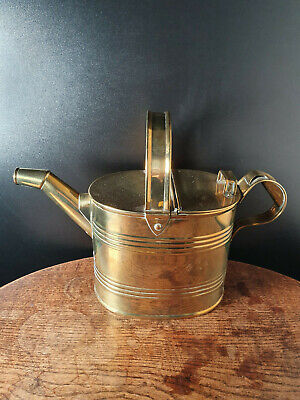 Vintage Brass Indoor Watering Can 1.8L capacity