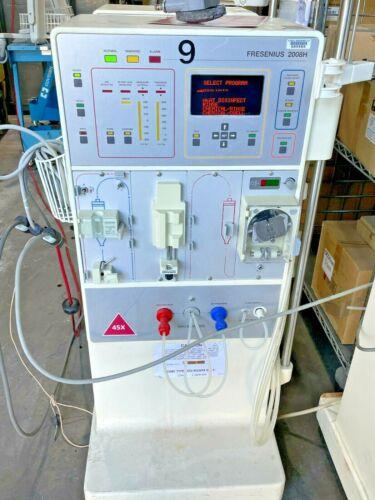 FRESENIUS 2008H DIALYSIS MACHINE  AS-IS