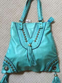 Leather bag  Bonogin Gold Coast South Preview