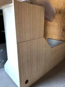 Desk 1800 x 1430 'L' shape.