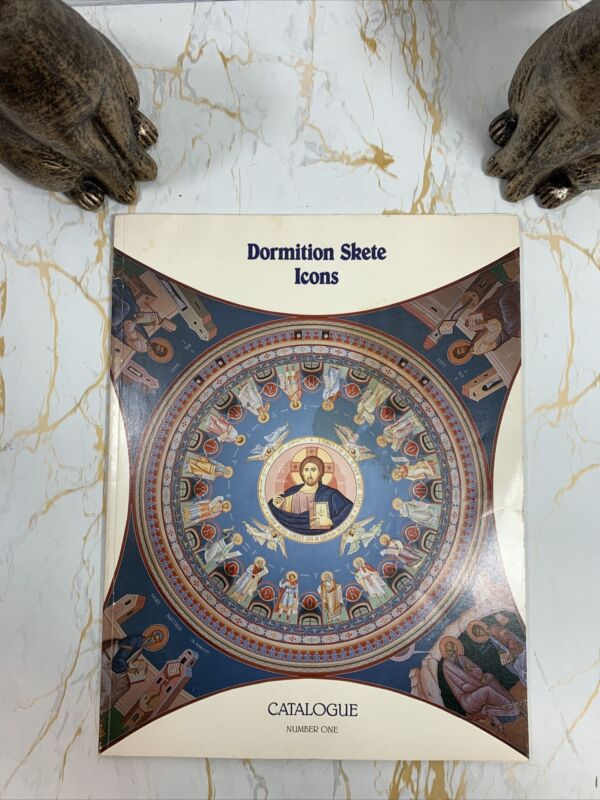 Dormition Skete Icons: Russian Orthodox Church, Catalogue Number One-1992