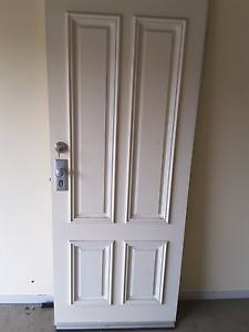 Entrance door, left side,locks and keys Parklea Blacktown Area Preview