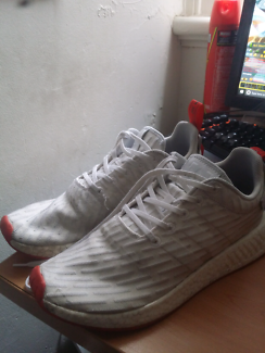 Adidas NMD R2 PK White/Red