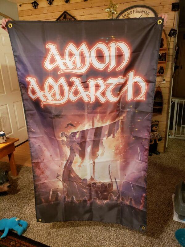 amon amarth flag 3