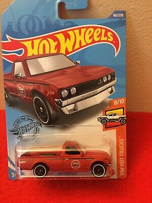 Hot wheels 2020 K Case 182/250 Datsun 620 Pick up