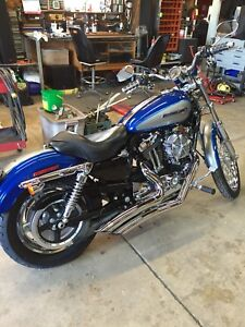 2009 Harley-Davidson 1200 Custom