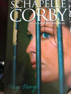 Shapelle Corby My Story Book