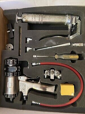 Graco Fusion Ap Gun Used In Box With Accesories