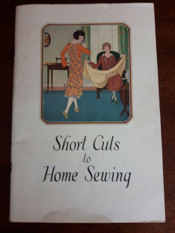 1926 Singer Sewing Pamphlet