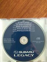 my01 h6 Subaru PDF workshop manual Monkland Gympie Area Preview