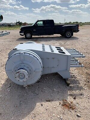 Gardner Denver Triplex Pump Lc1200