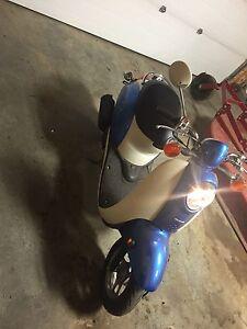 New Honda jazz scooter only 30 km