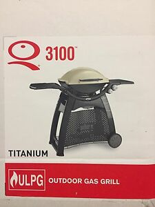 WEBER Q 3100  NEW  $600 Grange Charles Sturt Area Preview