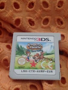 Harvest moon the lost valley 3ds Highgate Hill Brisbane South West Preview